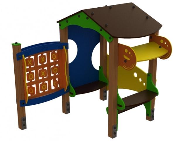 La casita de todos los niños