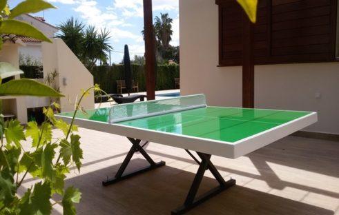 Mesa Ping Pong Exterior Antivandálica II