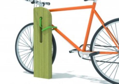 Aparca bicicletas Totem