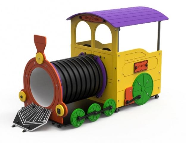 El Tren – Locomotora