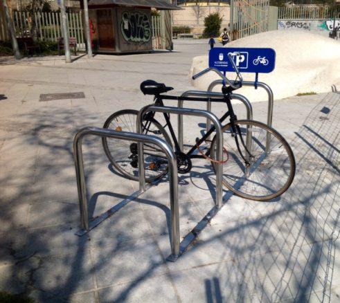 Aparca Bicicletas Universal