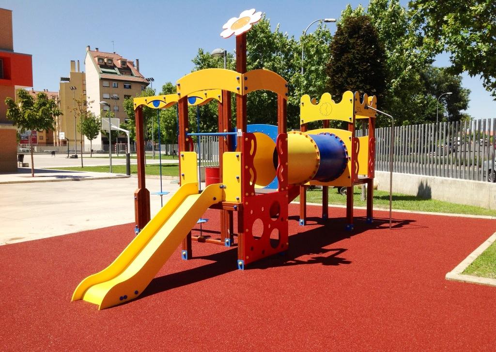 ¿Son seguros los parques infantiles de las ciudades?