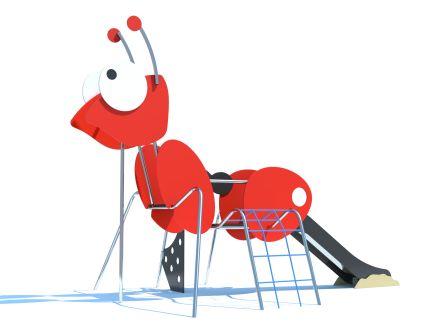 Nueva gama de animales para parques infantiles. Los más vistoso e innovador del mercado.