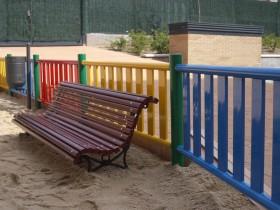 Vallas homologadas para parques infantiles: garantía de seguridad