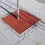 Pavimento caucho continuo para alcorques 04