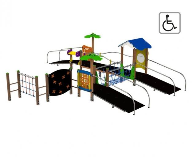 La accesibilidad en los parques infantiles: un reto pendiente.