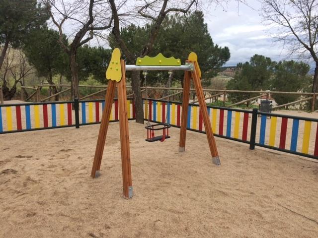 Columpios para parques infantiles. Beneficios Sorprendentes.