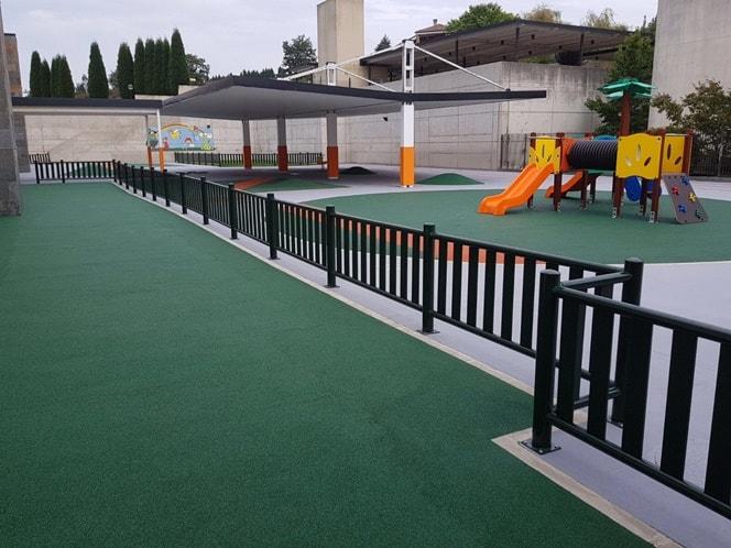 Vallas parques infantiles