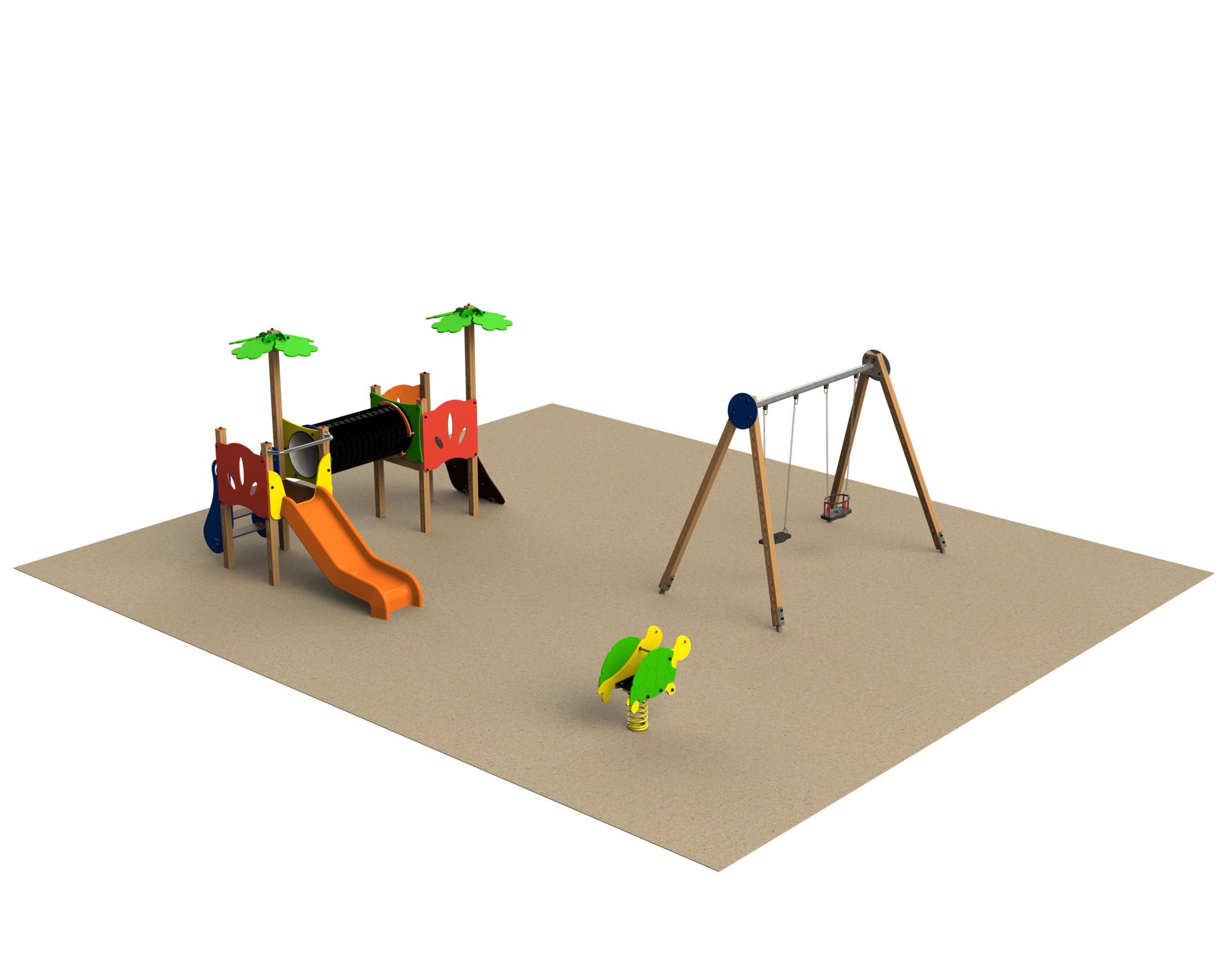 Ofertas para parques infantiles en comunidades de propietarios