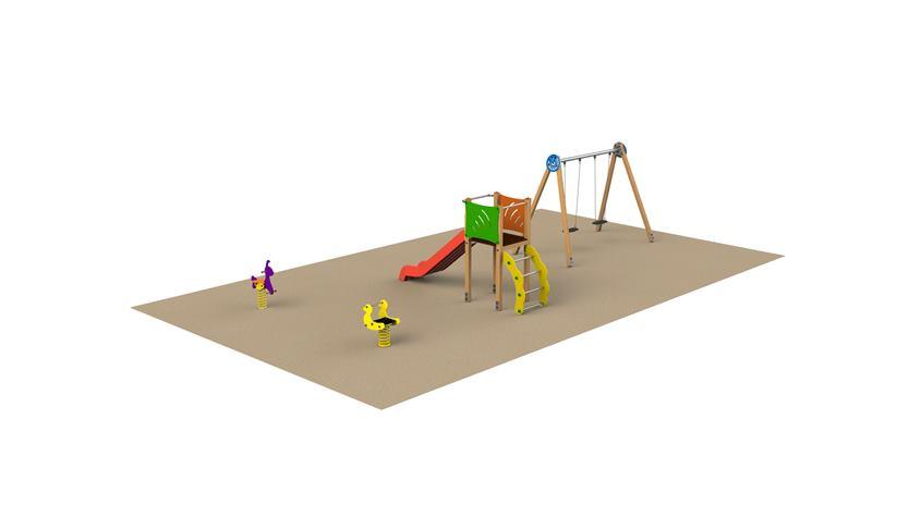 Ofertas parques infantiles comunidades de propietarios