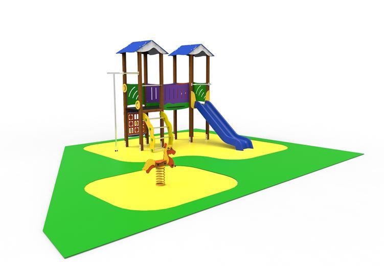 Ofertas parques infantiles y columpios comunidades de propietarios