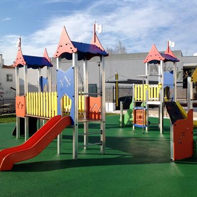 a568c0876 Parques infantiles - Mobiliario urbano - Columpios y vallas para ...