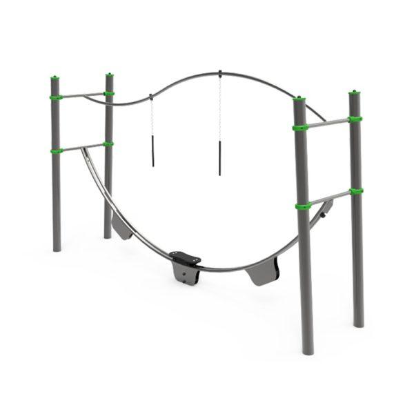 Simulador Skate para parques infantiles