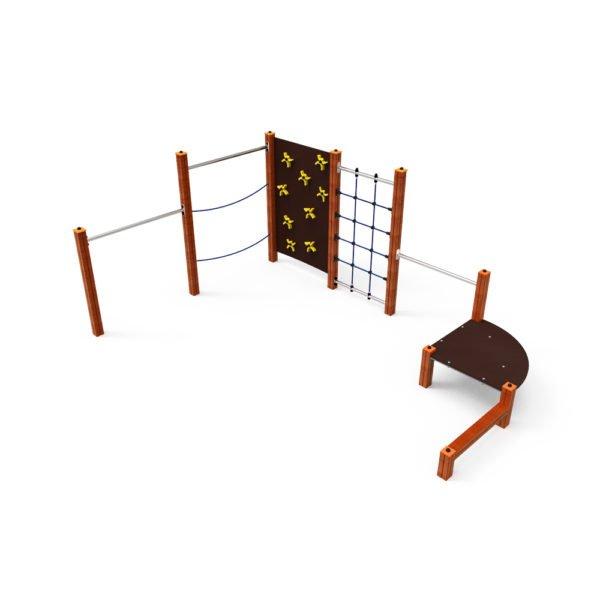 Trepa Infantil y Equilibrio 3