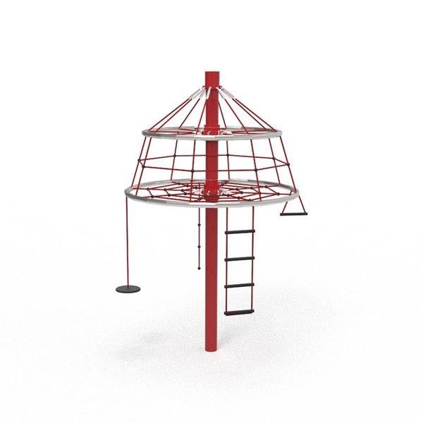 Torre Giratoria para escalar 360º