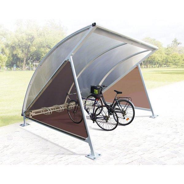 Refugio Para Bicicletas Lunar