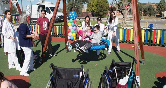 Juegos Infantiles accesibles para parques infantiles inclusivos