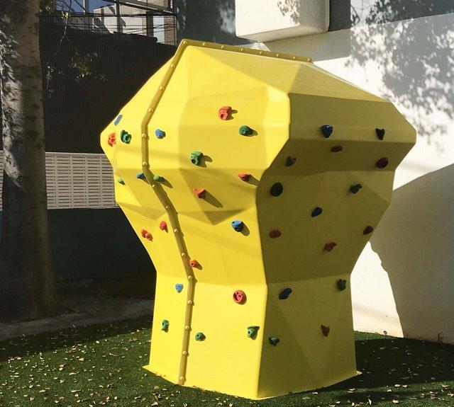 Rocódromo trepa para parques infantiles Full